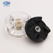 Черный/прозрачный базовый редуктор и резиновый редуктор запасные части для волшебной пули пластиковый резиновый прочный