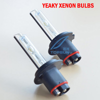 2x Car H7 Low Beam Light YEAKY Bulbs 12V 35W HID Xenon Lamp H11 H3 H1