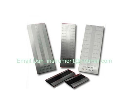 Wholesale Sigle Groove Fineness gauge grindometer fineness meter 0 50 0 100 50 150