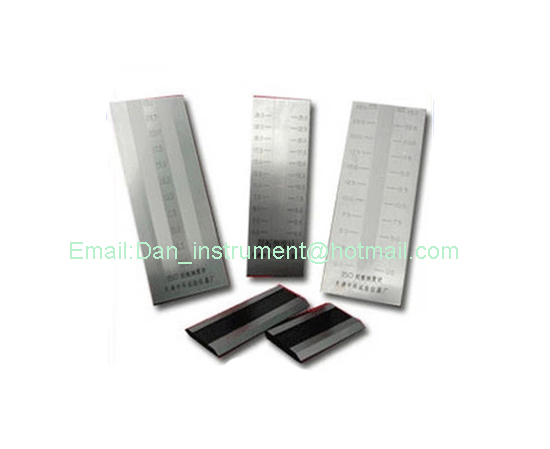 Wholesale Sigle Groove Fineness Gauge, Grindometer,fineness Meter  0-50;0-100;50-150