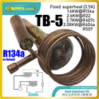 TB-5 TXV is used for...