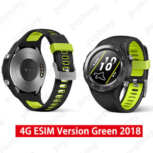 Image 3 - Original Global Rom Huawei Watch 2 Smart Watch Support bluetooth LTE4G HeartRate Tracker For Android iOS IP68 waterproof NFC GPS