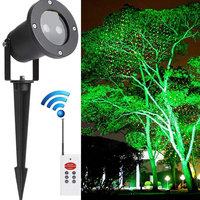 Star Holiday Lights Outdoor Laser Projector Showers Christmas Tree Light for New Year Eve Christmas Decorations for Home