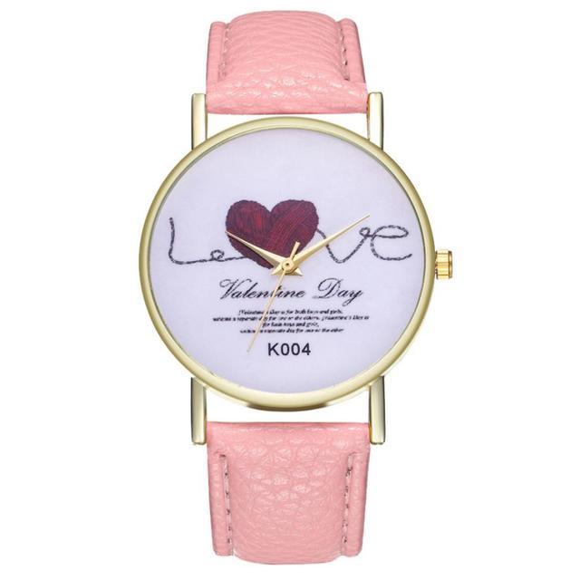 פשוט אופנתי טמפרמנט נשים של קוורץ שעון עסקי טמפרמנט יפה מזכרות גבירותיי שעוני יד 2018 # D