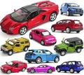 High simulation 1:43 car model,Alloy pull back models,World famous cars,Carton gift toys,free shipping
