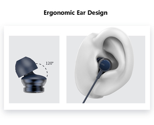 Image 4 - UiiSii Effects Noise Cancelling 6D Sound Dynamic HIFI Heavy Bass Music Adjust Volume In ear Earphone for iphone Android