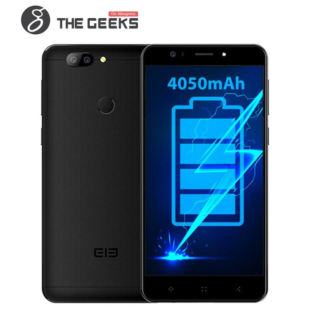 D'origine Elephone P8 3D 5.5 pouce Lunettes-livraison 3D 4050 mah 4 gb RAM 64 gb ROM MT6750T Octa core 1.5 ghz 4g LTE Smartphone 1920*1080