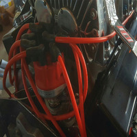 Conjunto quente do fio da vela de ignição do elevado desempenho de 10.5mm para hei sbc bbc 350 383 454 jld eletrônico|Kit de cabos de ignição| |  -
