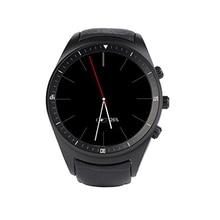 Smart Uhr 3G Android 4.4 Smartwatch k18 SIM Handy Armbanduhr mit Wi-Fi GPS Schwerkraft-sensor Pulsmesser
