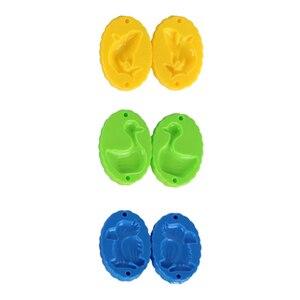 Image 5 - Molde de plastilina DIY para niños, 26 Uds., Kit de arcilla de modelado, juego de herramientas para masa de Baba, juego de cortadores, moldes de juguete para regalo de chico