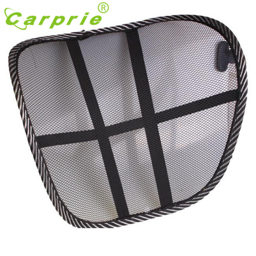 Dropship Hot Cool & Breathable Mesh Support - Lumbar Support Cushion Seat Back Muscle Car Home Office Chair Pain Relief Jul 11
