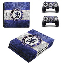 Chelsea Football Team PS4 Pro Skin Sticker Vinyl Decal