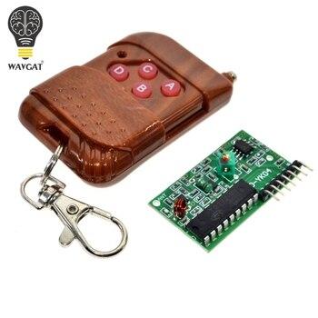 1 КОМПЛЕКТ IC 2262/2272 4 канала 315 МГц Ключ Б�
