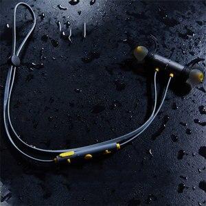 Image 5 - Dual סוללה יותר חיים Bx343 אלחוטי Bluetooth אוזניות מתקפל אוזניות סטריאו אודיו IPX5 מים אוזניות Oreillette עם מיקרופון