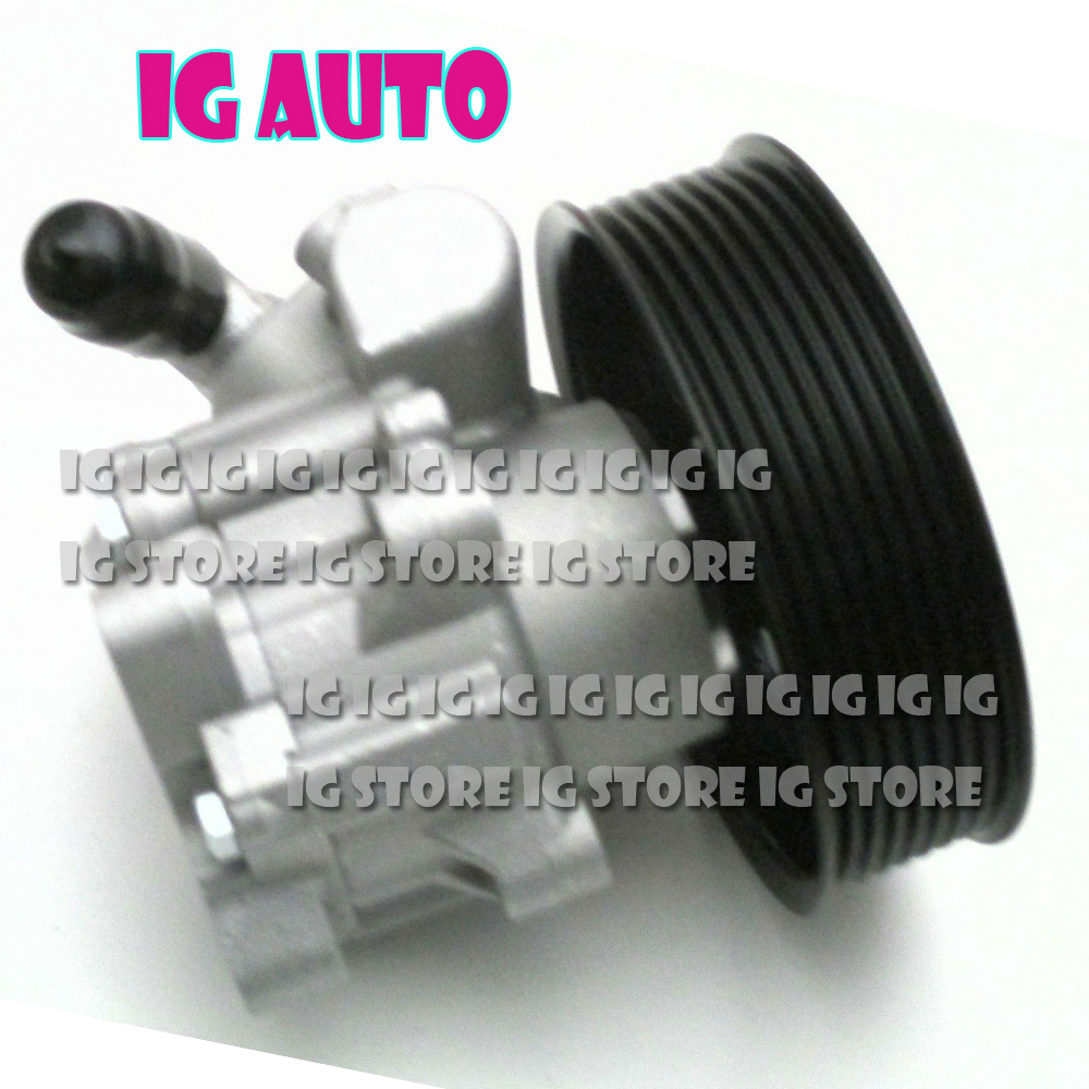 1,Power Steering Pump For MERCEDES M-CLASS W164 ML280 ML320  0044668301 851523660 7693955229-40 7693955231 0044668901