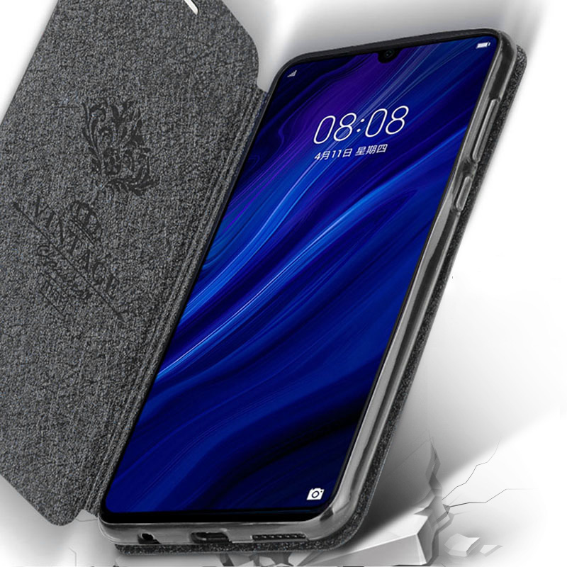 Mofi case for Huawei honor 20 cover for Huawei honor 20 pro case PU leather for Huawei honor 20pro case fundas capas in Flip Cases from Cellphones Telecommunications