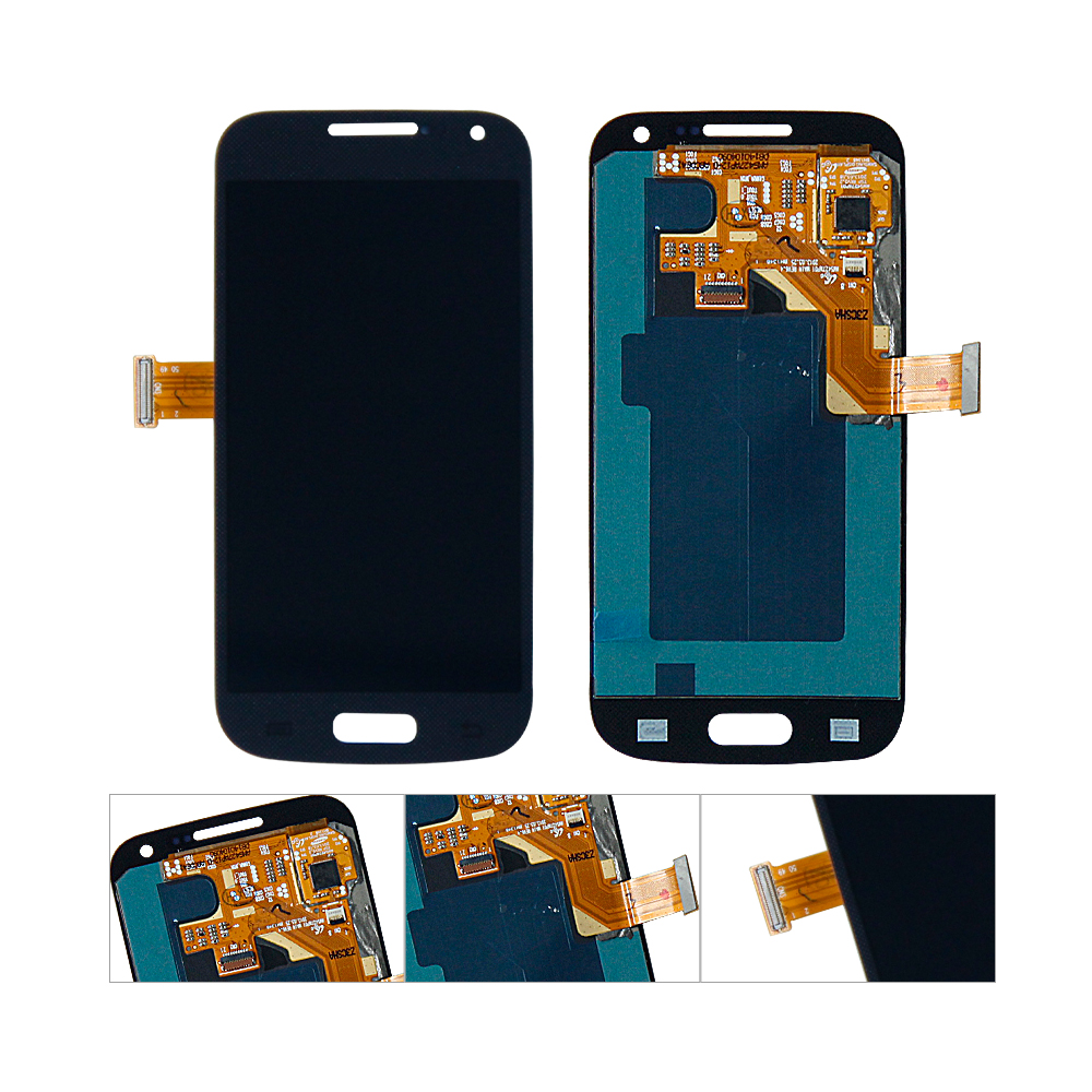 For Galaxy S4 Mini i9195 i9190 LCD Display Touch Screen Digitizer Assembly Replacement For Galaxy S4 Mini i9195 i9190 LCD Display Touch Screen Digitizer Assembly Replacement