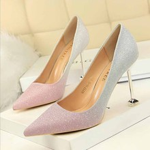 hot deal buy women pumps fashion rivets women sandals comfortable middle heels quality platform high heels summer autumn heels wedding