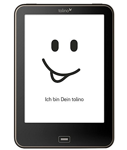 Tolino Vision eReader e book Touch e-ink 6 inch HD 1024x758 eBook Reader 4GB WiFi Frontlight электронная книга viewsonic ebook reader 6 veb620 black