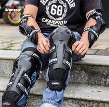 VEMAR Motocross Off-Road Dirt Bike Elbow & Knee Protective Motobiker Knee Pad Motorcycle Riding Kneepad title=