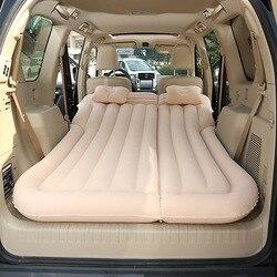 Uciekają samochód łóżko nadmuchiwane SUV samochód materac tylny rząd samochód podróży karimata Off road materac dmuchany Camping Mat materac dmuchany|Maty kempingowe|Sport i rozrywka -