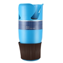 Car Multi Cup Holder Multifunctional Organiser 4 In 1 Bottle Insert For Drink Water