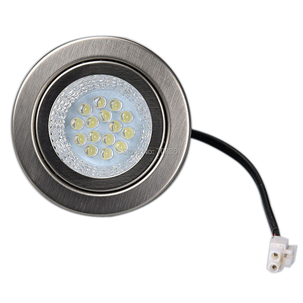 12V DC 1.5W LED Kitchen Bulb Light Cutout 55mm Hoods Smoke Exhauster ...