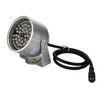 FSLH 2pcs 48 LED Illuminator Light CCTV IR Infrared Night Vision Lamp For Security Camera