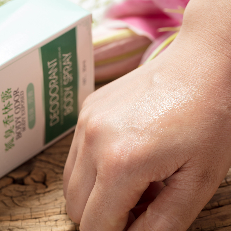 Купить с кэшбэком Body spray Odor Antiperspirant Dew Fragrance Go Bromhidrosis Liquid Purified anti sweat driclor deodorant absorbent underarm