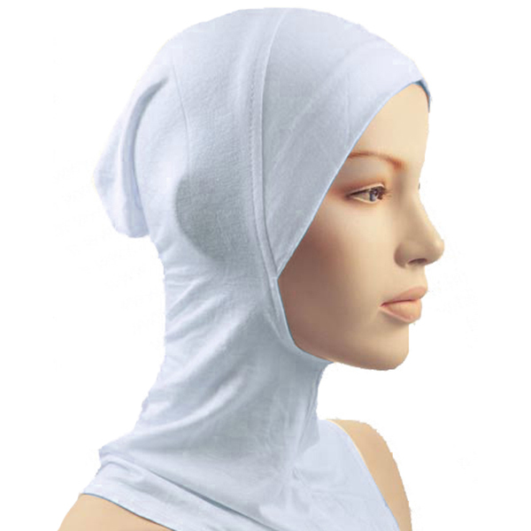 Multi-Color Neck Cover Muslim Under Scarf Hat Cap Women Girl