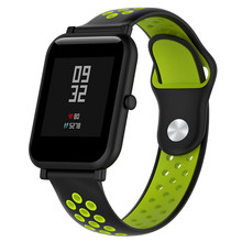 18/20/22MM Universal Silicone band for Samsung Gear/Amazfit/Huawei watch/Weloop/Withings Steel watchband Smart starp Bracelet