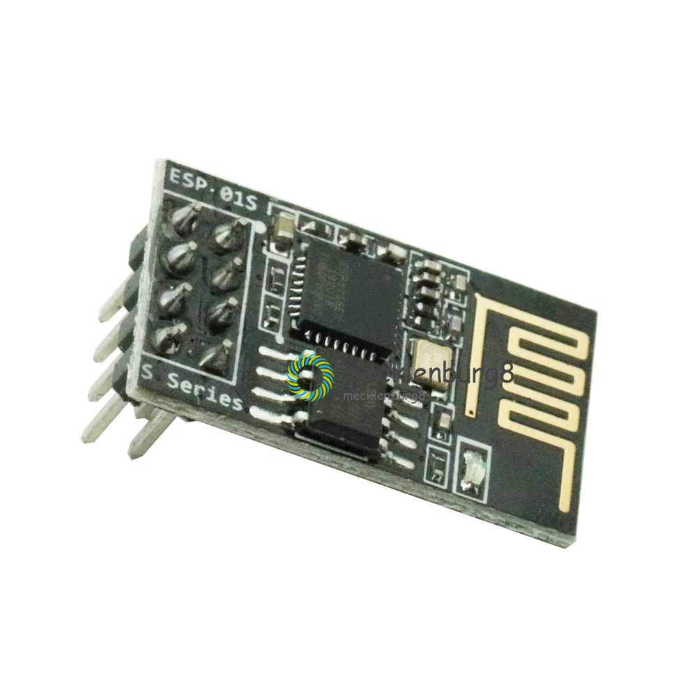 US $1 16 |ESP8266 ESP 01S ESP01S Serial Wireless Module Wifi Sensor  (ESP8266 ESP 01 Updated) for Arduino Wifi Module Advanced Version DIY-in