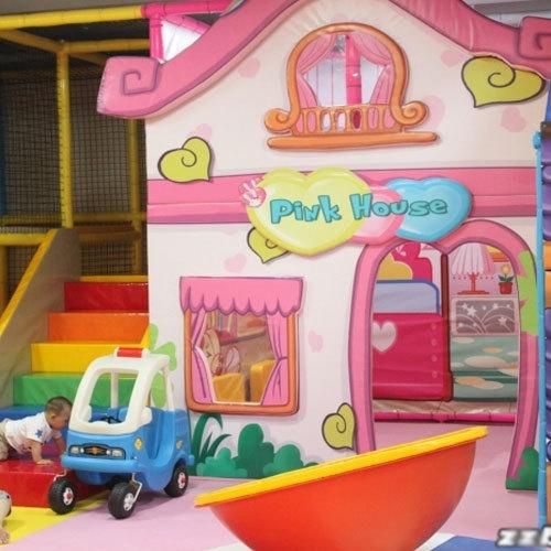 Zona infantil de juegos para niños de plástico equipos de juego ...