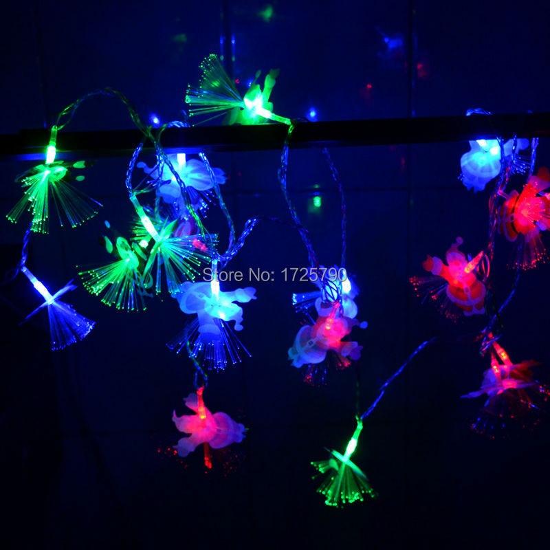 Popular Fiber Optic Christmas Decorations Buy Cheap Fiber