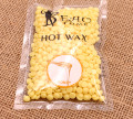 1Pcs 100g Hot Film Depilatory Wax Superior Hair Removal For Facial Bikini Body Waxing No Strip Needed Honey Flavor