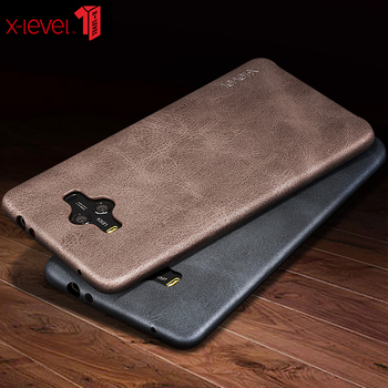 X-Level Vintage Phone Case For Huawei P40 P30 P20 Mate 30 Mate 20 10 Pro Lite Luxury Anti-knock PU Leather Back Case Cover