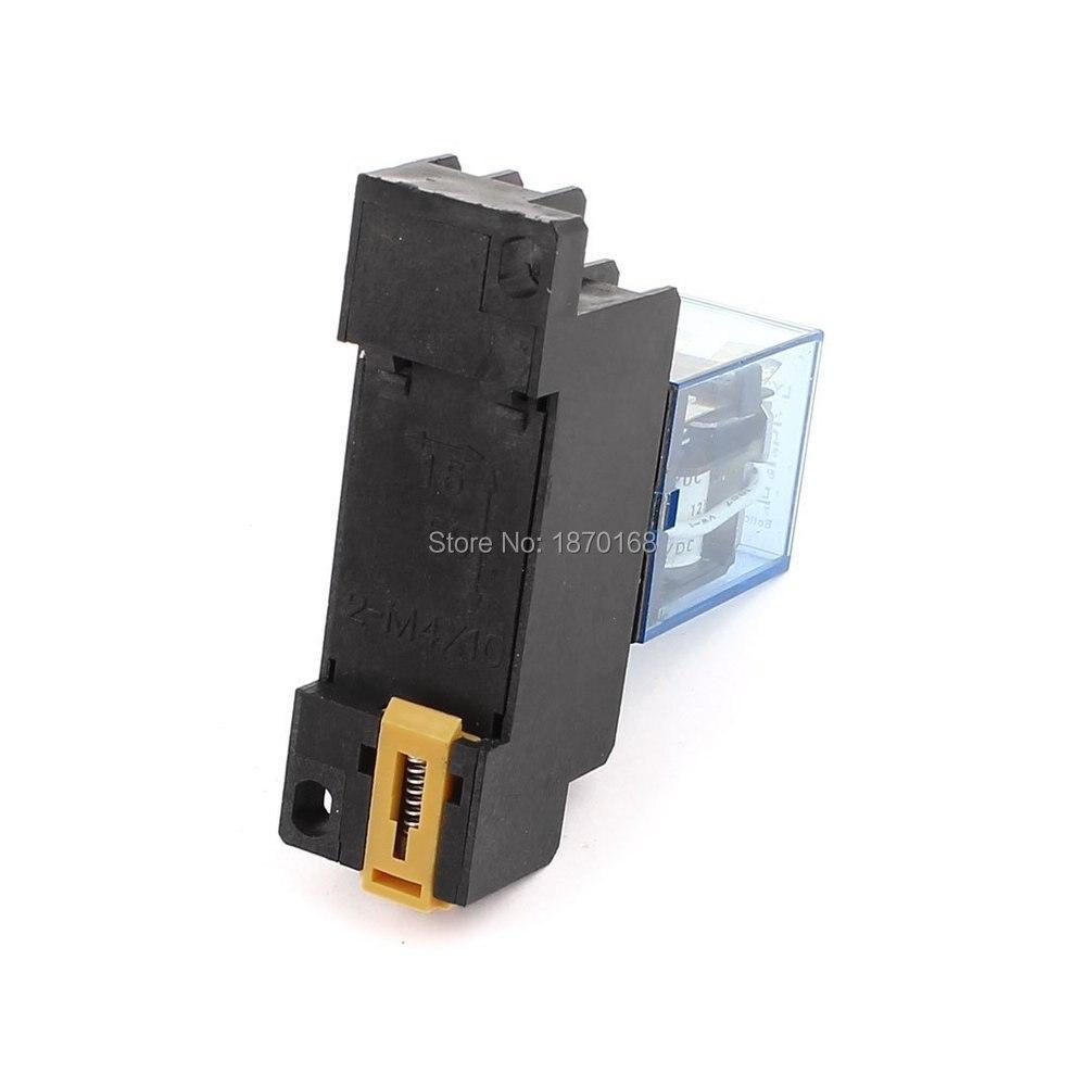 Ac 12v Daya Kumparan 10a Estafet Dpdt Ly2n J Dengan Ptf08a Socket Relay 5v 5 Pin Biru Dasar In Relays From Home Improvement On Alibaba Group