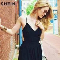 2014 Latest Designs Summer Elegance Women S Brand Fashion Sexy Black Spaghetti Strap Backless Classy Maxi