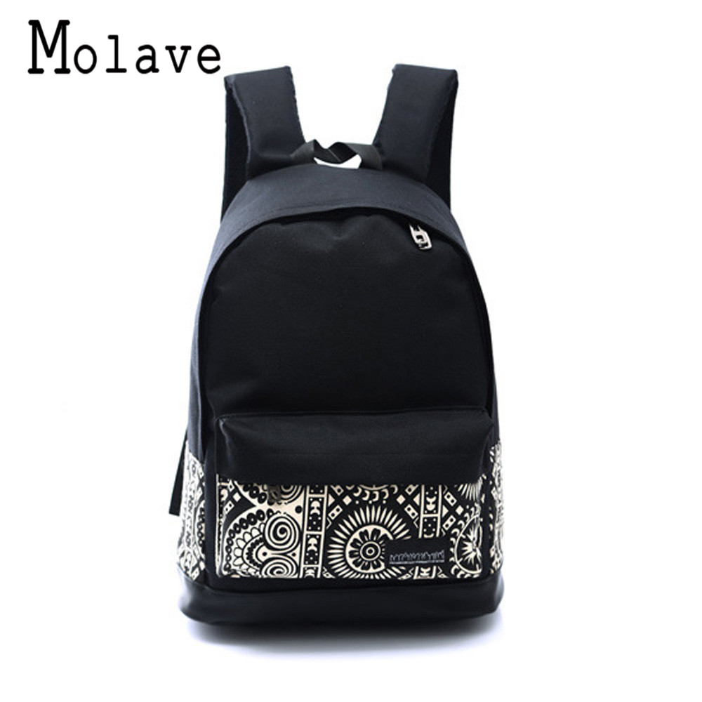 Male Canvas Backpack College Student School Backpack Teenagers Vintage Mochila Rucksack 0831