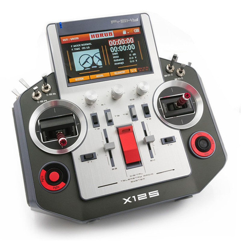 Frsky Horus X12S Texture Version 16 Channels Inbuilt GPS Module Transmitter For RC Multirotor Parts