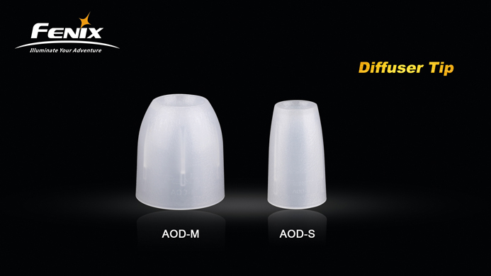 Fenix AOD-S 21.5mm Diffuser Tip for LD12, LD22, UC30, E25, E35 UE, PD22, PD32, PD35 cheap 220v led lamp ultra bright light 5730 smd 7w 12w 15w 20w milky warm cool white e27 gu10 b22 e14 g9 led corn bulb lamp ce
