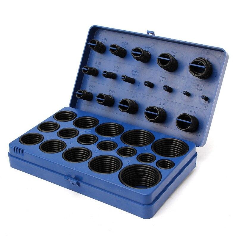 MTGATHER 419Pcs/Set Rubber O Ring Seals Tap Washers Gasket ...