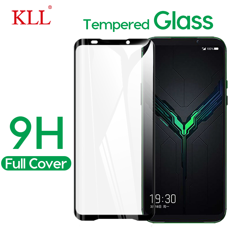 9H Full Cover Tempered Glass For Xiaomi Black Shark 2 Helo Mi 9 SE Explorer 5 5S 5C Screen Protector For Redmi 7 4 Pro 4X Note 4