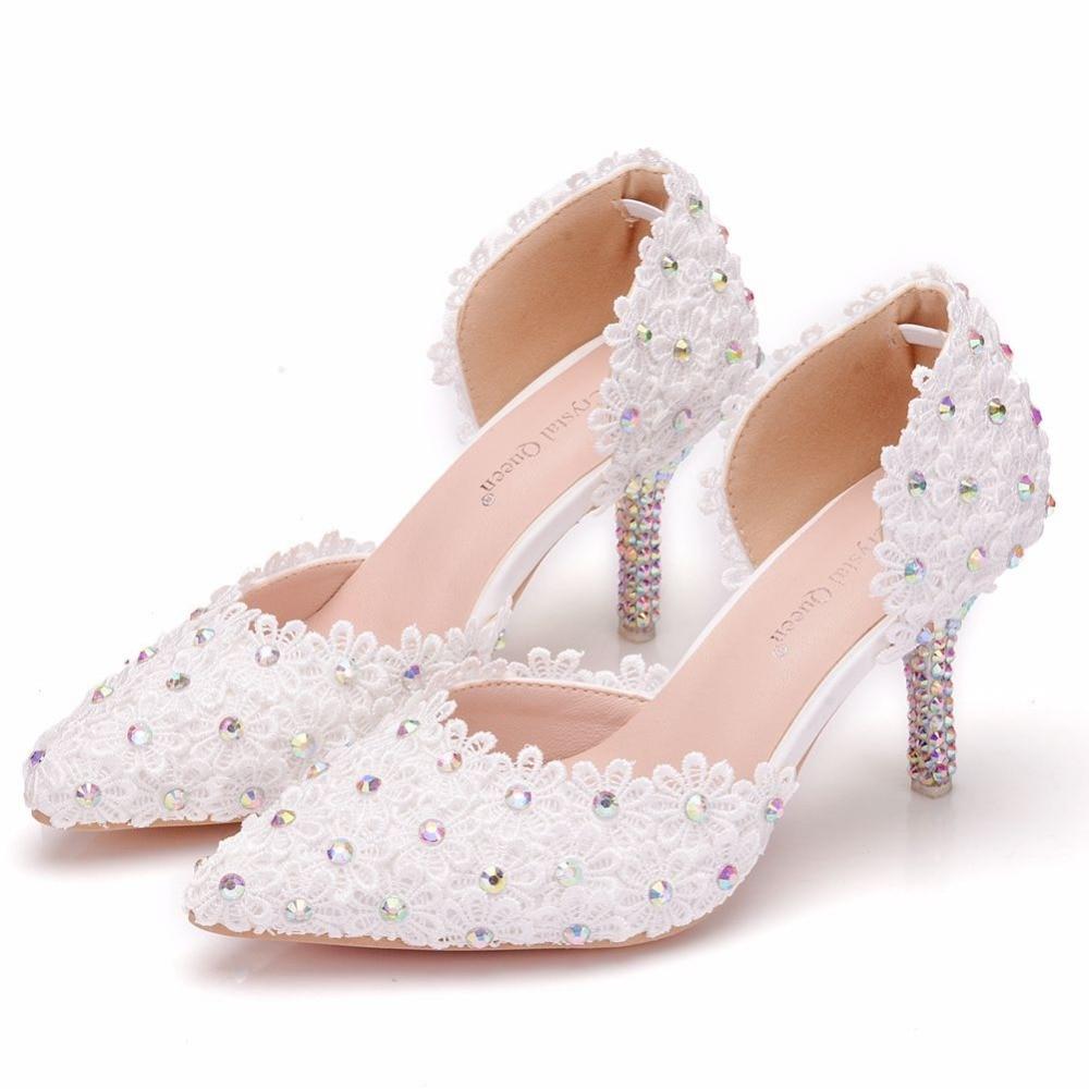 Crystal Queen 7cm Summer Sandals