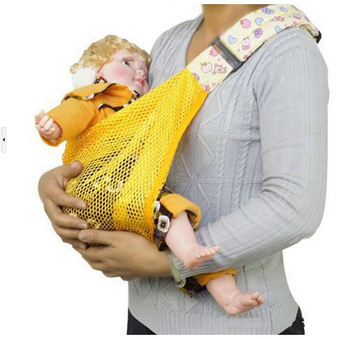 841751a14a7 Summer Breathable net baby carrier with polyester and QuickDry fabrics  material