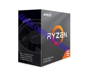 Image 5 - חדש amd ryzen 5 3600 3.6GHz 6 Core 12 חוט 65W המקורי מעבד שקע AM4 שולחן עבודה packge עם רוח רפאים התגנבות רדיאטור מאוורר