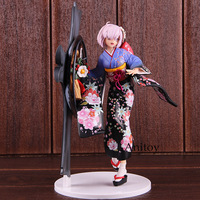 Fate Grand Order Action Figure Shielder Mash Kyrielight PVC Collectible Model Toy