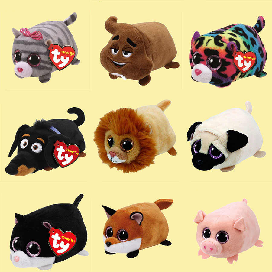 d398e6867fc Detail Feedback Questions about Ty Beanie Boos 4   10cm Unicorn Dog ...