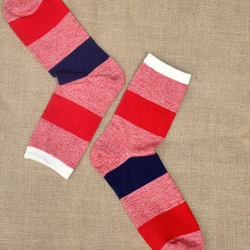 PEONFLY Full Cotton Original Male happy funny novelty long Socks colorful Japan Restore Ancient Man Wind