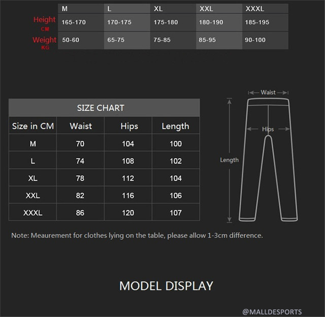 Vansydical Mens Running Pants Workout Trousers Loose Breathable Basketball Training Pants Reflective Fitness Jogger Sweatpants 5